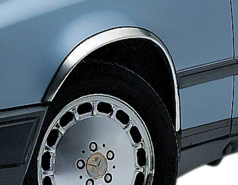 Performance Products® 227703 Mercedes® Fender Trim,Chrome
