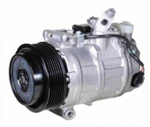 Performance Products® - Mercedes® Air Conditioning Compressor, 2002-2009 (211)