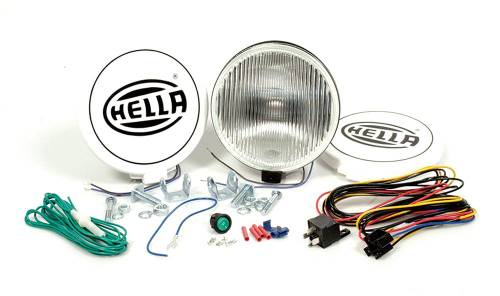 HELLA - Mercedes® Fog Lamp Kit, 500, 1954-2014