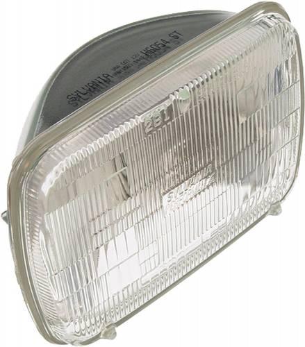 HELLA - Mercedes® Headlight,Hella European,7 x 6 Rectangle, 1954-2014