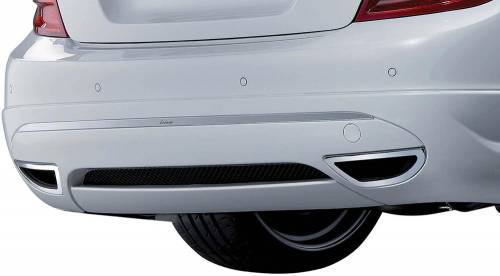 Performance Products® - Mercedes® Lorinser® Performance Exhaust System,Requires Lorinser Rear Bumper #P88-864, 2008 (204)