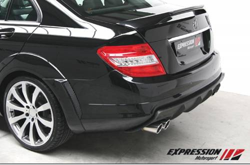 Performance Products® - Mercedes® Expression Rear Wing, 2008-2009 (204)