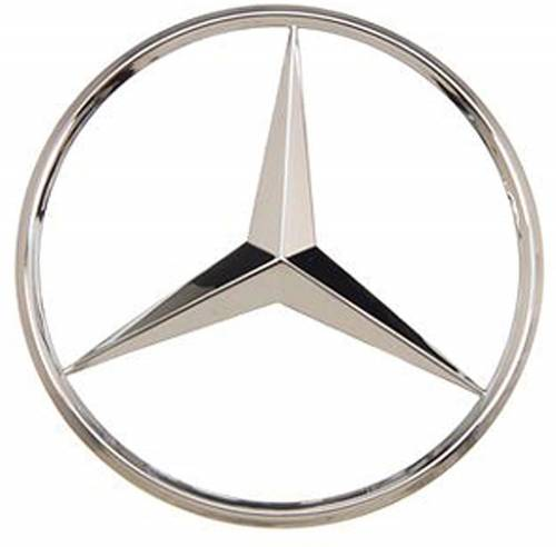 GENUINE MERCEDES - Mercedes® OEM Deck Lid Star, CL-Class, 2006-2009 (219)