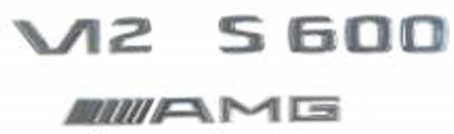 "GENUINE MERCEDES - Mercedes® OEM Emblem, ""CLK500"", 2003-2008 (209)"