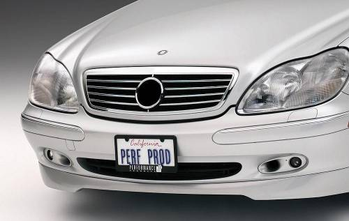 Performance Products® - Mercedes® Distronic-Look Sports Grille (Star Included), Not For Models With Distronic Cruise Control, 2000-2002 (220)