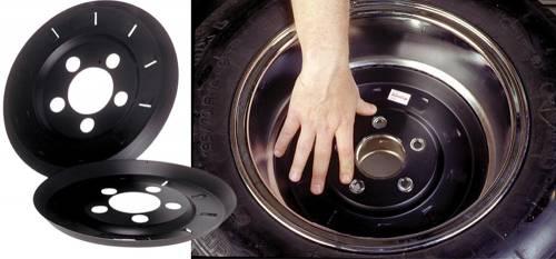"Performance Products® - Mercedes® Kleen Wheels, 16"" 5 Spoke, SL280/ SL65,"