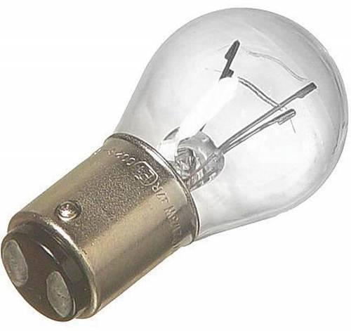 GENUINE MERCEDES - Mercedes® OEM Light Bulb, Replacement, Dual Filament, Offset,  1966-2005