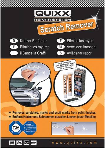 Performance Products® - QUIXX Scratch Remover