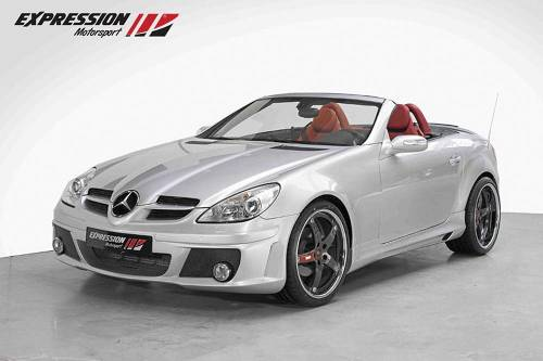 "Performance Products® - Mercedes® Front Bumper, Expression ""P Type"", 2005-2010 (171)"