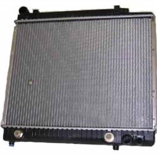 HELLA - Mercedes® OEM Radiator, Behr, 1998-2004