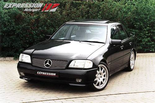Performance Products® - Mercedes® Grille, For Expression SL Style Hood, 1994-2000 (202)