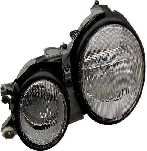 GENUINE MERCEDES - Mercedes® OEM Headlight Assembly, Halogen,Left, 1998-2003 (208)