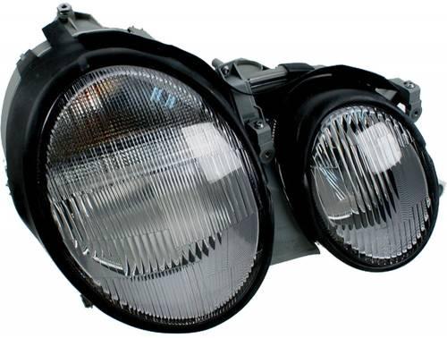 GENUINE MERCEDES - Mercedes® OEM Headlight Assembly, Halogen, Right, 1998-2003 (208)