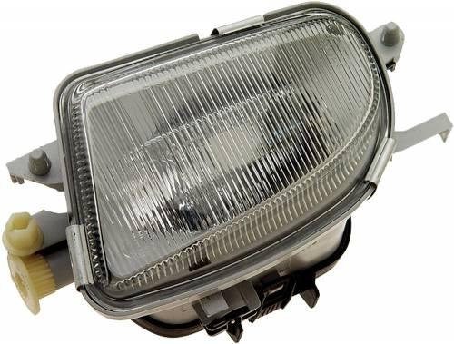 HELLA - Mercedes® Fog Light Assembly, Left, 1998-2003