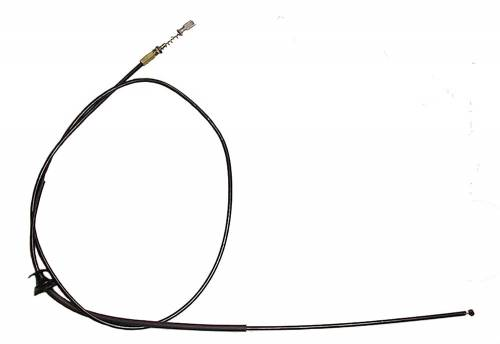 GENUINE MERCEDES - Mercedes® OEM Cable, Hood Release, 1998-2003 (208)