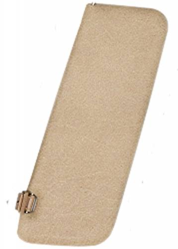 WORLD UPHOLSTERY - Mercedes® Sun Visor, Left, Crème Beige, 1980-1989 (107)
