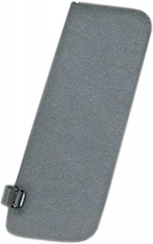 WORLD UPHOLSTERY - Mercedes® Sun Visor, Left, Gray 1980-1989 (107)