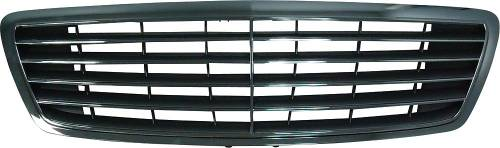 GENUINE MERCEDES - Mercedes® Grille Assembly, Non-Distronic, 2003-2006 (220)