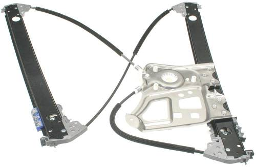 Performance Products® - Mercedes® Window Regulator, Front Left, 2000-2002 (220)