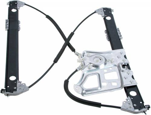 Performance Products® - Mercedes® Window Regulator Without Motor, Front Left, 2002-2006 (220)