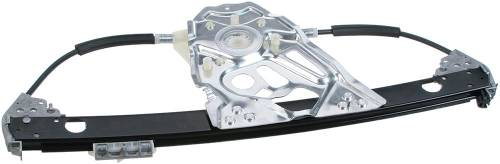 Performance Products® - Mercedes® Window Regulator Without Motor, Rear Right, 2000-2002 (220)