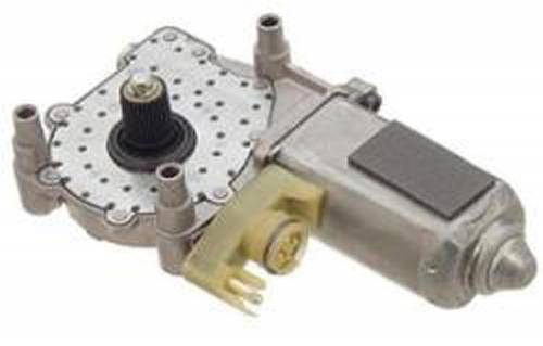 GENUINE MERCEDES - Mercedes®Power Window Motor,  Rear Left, 2003-2006 (220)