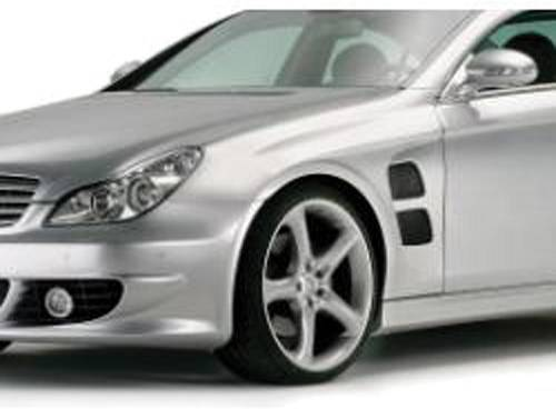 Performance Products® - Mercedes® Lorinser® Steel Fenders, F1 Front, 2006-2009 (219)