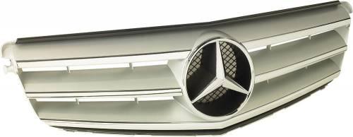 GENUINE MERCEDES - Mercedes® Grille, Factory Sport Version, 2008 (204)