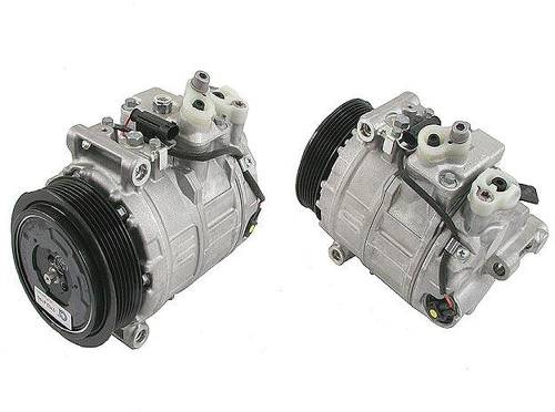 Performance Products® - Mercedes® Air Conditioning Comprsssor With Clutch, 2000-2007