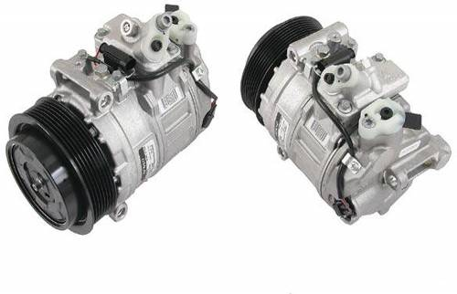 GENUINE MERCEDES - Mercedes® Air Conditioning Compressor, C230, 2003-2005