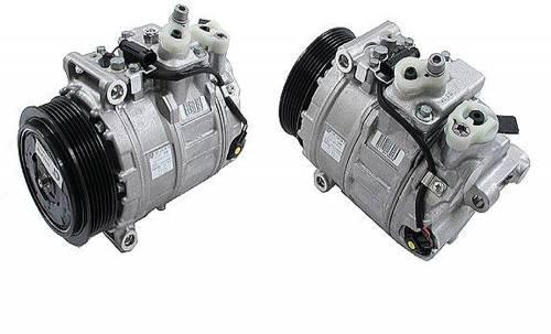 GENUINE MERCEDES - Mercedes® Air Conditioning Compressor, 2006-2007