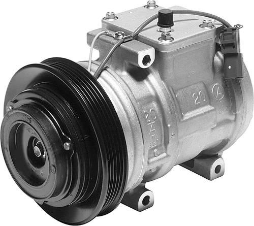 GENUINE MERCEDES - Mercedes® Air Conditioning Compressor, C55, 2005-2006