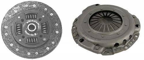 GENUINE MERCEDES - Mercedes® Clutch & Pressure Plate, To VINA476467, C230, 2003-2005