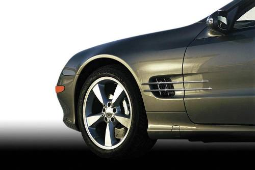Performance Products® - Mercedes® Fender Molding, WR230, 2003-2007