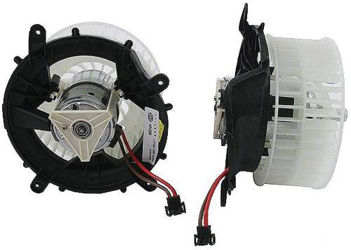 Performance Products® - Mercedes® Blower Motor With Fan, 2000-2007