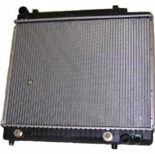 HELLA - Mercedes® OEM Radiator, 2000-2002 (220)