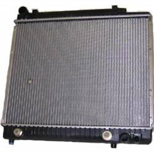 HELLA - Mercedes® OEM Radiator, 2000-2006 (215/220)