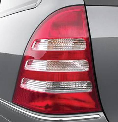 GENUINE MERCEDES - Mercedes® OEM Tail Light Assembly, Left, 2005 (203)