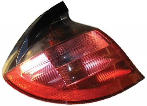 GENUINE MERCEDES - Mercedes® OEM Tail Light Assembly, Left, Coupe, 2002-2004 (203)