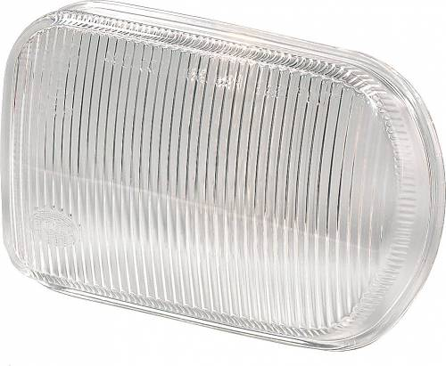 GENUINE MERCEDES - Mercedes® Fog Light Lens, Left, Ridged, 2001-2004 (203)