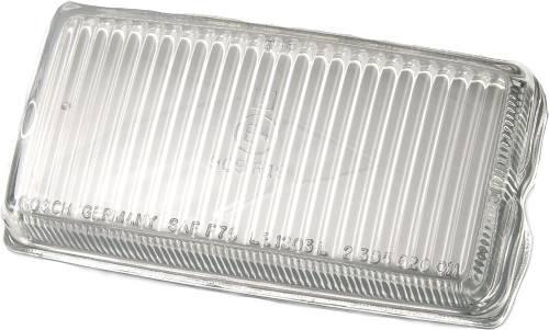 GENUINE MERCEDES - Mercedes® OEM Fog Light Lens, Left, Smooth, 2004-2006 (203)