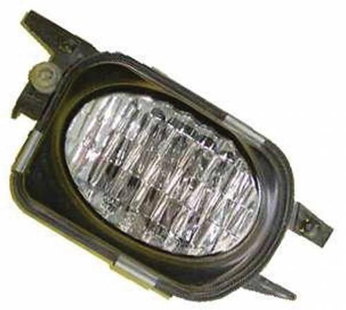 GENUINE MERCEDES - Mercedes® OEM Fog Light Assembly, Left, 2001-2007 (203)