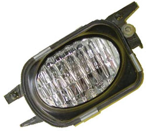 GENUINE MERCEDES - Mercedes® OEM Fog Light Assembly, Right, 2001-2007 (203)