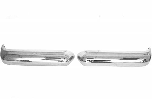 Performance Products® - Mercedes® Bumper, Rear, 2-Piece, 1963-1971 (113)