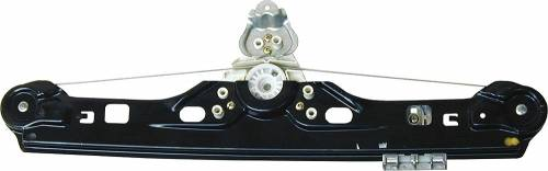 Performance Products® - Mercedes® Window Regulator Without Motor, Rear Left, 2001-2004 (203)