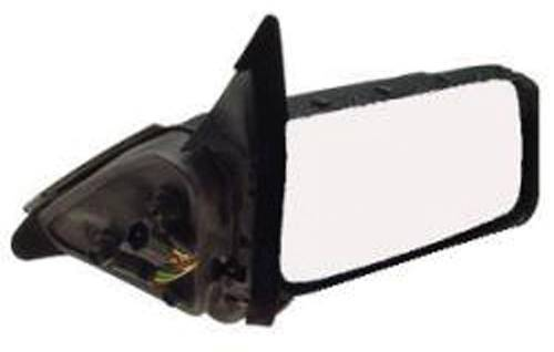 GENUINE MERCEDES - Mercedes® OEM Mirror Assembly, Right, With Memory, Without Cover Or Glass, 2001-2007 (203)