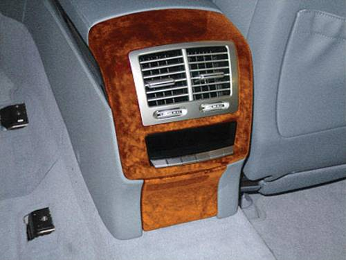 Performance Products® - Mercedes® Cover,Under Rear Vent, Gloss Burlwood, 2007-2010 (221)