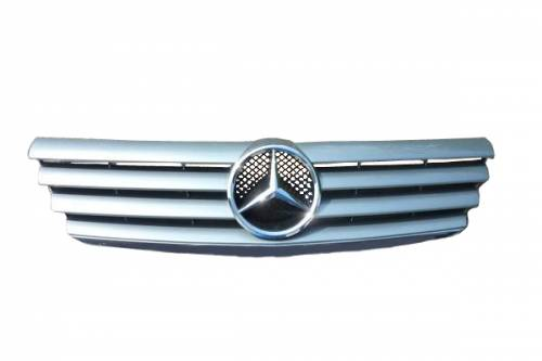 GENUINE MERCEDES - Mercedes® OEM Grille, Atlas Gray, Coupe, 2002-2005 (203)