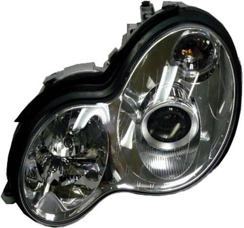 HELLA - Mercedes® Headlight, Xenon, Left, 2001-2002 (203)