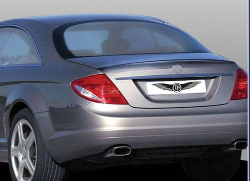 Performance Products® - Mercedes® Rear Lip Spoiler, Dynamic Performance, 2007-2009 (216)